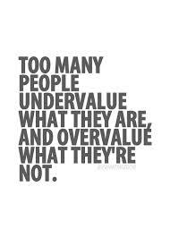 value q