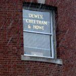 Monsignors Dewey Cheetem & Howe