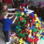 Life Described by Legos