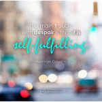 Hopeless and helpless
