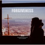 Forgiveness of Self