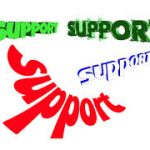 What does support look like?