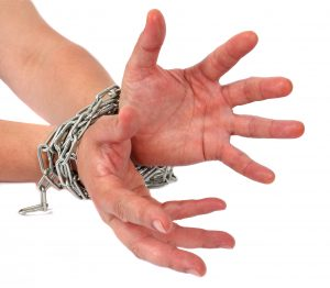 chained-hands