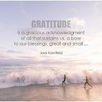 Gratitude isn't just a good idea