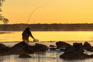 "photo credit: VisitLakeland <a href=""http://www.flickr.com/photos/59828946@N06/43346762111"">Fisherman on river mouth in Nurmijoki river</a> via <a href=""http://photopin.com"">photopin</a> <a href=""https://creativecommons.org/licenses/by-nd/2.0/"">(license)</a>"
